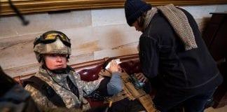Asalto al Capitolio de Estados Unidos - Asalto al Capitolio de Estados Unidos