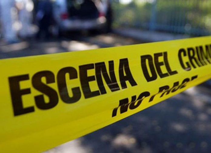 Joven resultó asesinado por motorizados