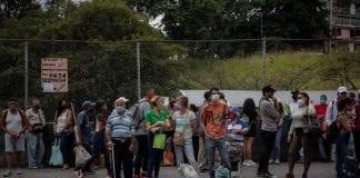 414 casos de COVID-19 en Venezuela
