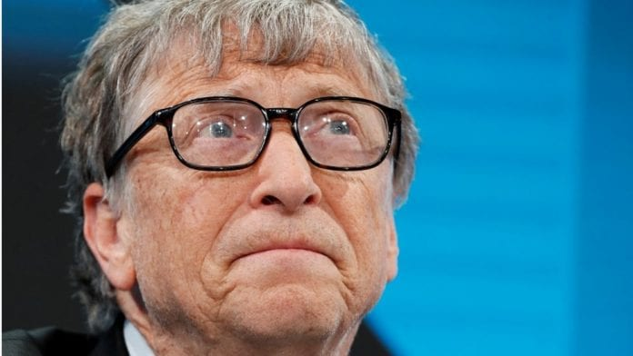 Bill Gates, George Soros y Fundación Rockefeller - Bill Gates, George Soros y Fundación Rockefeller