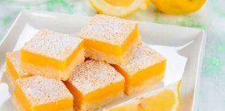 bocaditos de limón - bocaditos de limón