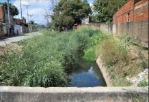 Canal de La Bocaína - Canal de La Bocaína