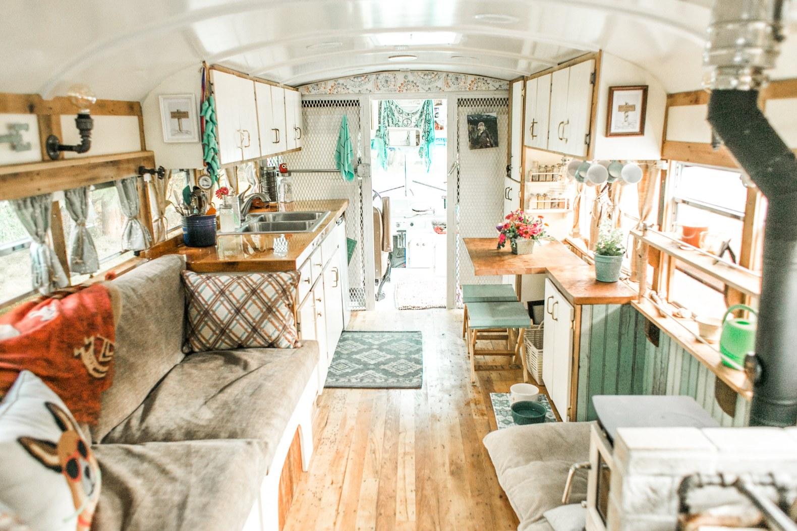 Autobuses para vivir - Autobuses para vivir