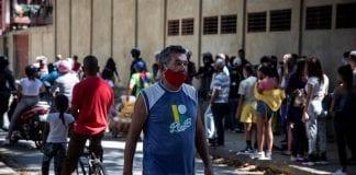 345 casos de COVID-19 en Venezuela