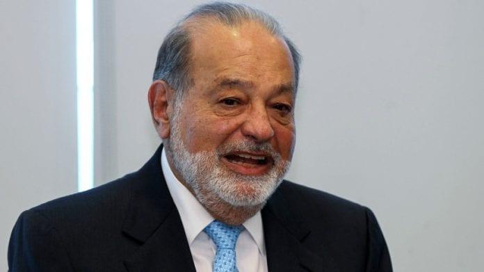 Carlos Slim tiene Covid-19