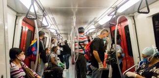 Descarrilamiento del Metro de Caracas - Descarrilamiento del Metro de Caracas