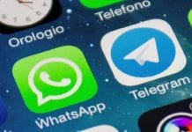 Telegram y WhatsApp - elegram y WhatsApp