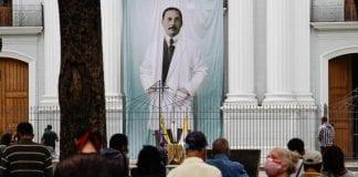Acto de beatificación del Dr. José Gregorio