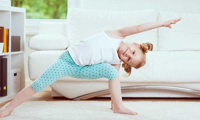 Siete ejercicios a niños - Siete ejercicios a niños