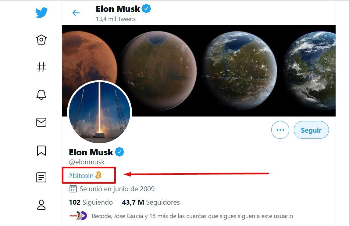 Elon Musk Twitter Bitcoin - Elon Musk Twitter Bitcoin