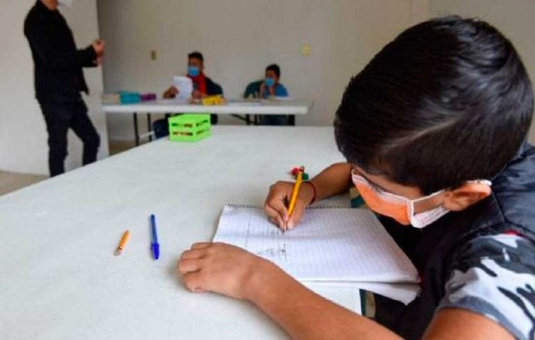 Anuncian evaluaciones presenciales a partir de febrero en planteles educativos