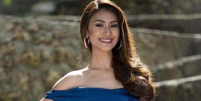 Exreina de belleza de Filipinas - Exreina de belleza de Filipinas