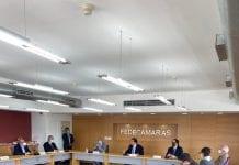 Fedecámaras sostuvo reunión con representantes