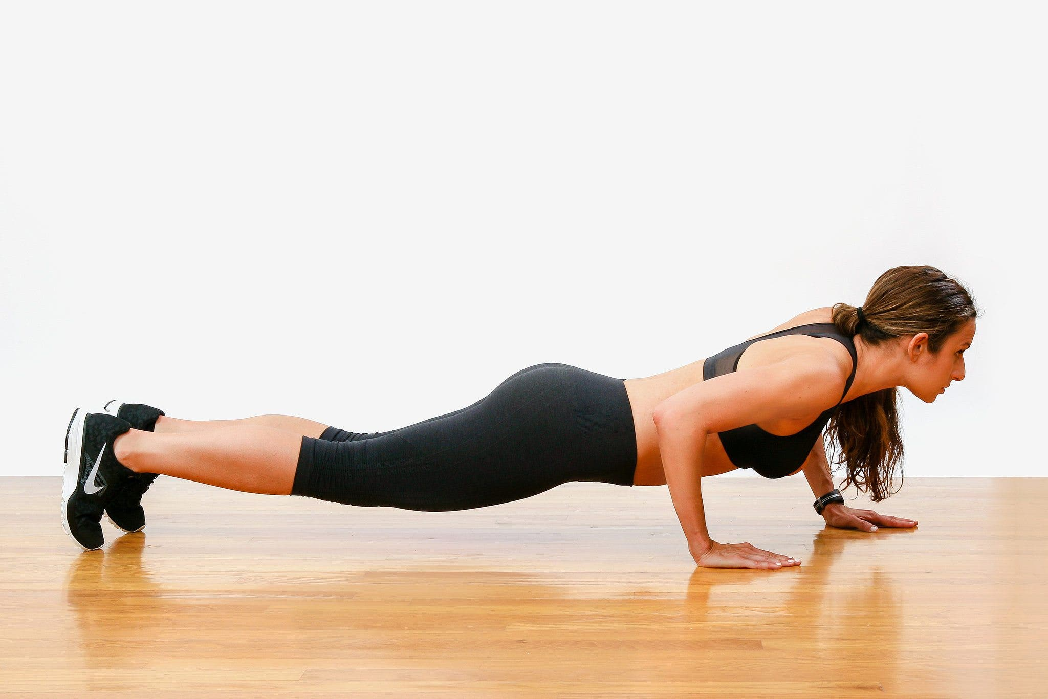 Flexiones de pecho - Flexiones de pecho