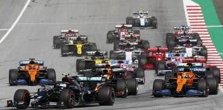 los GP de Australia y China - los GP de Australia y China