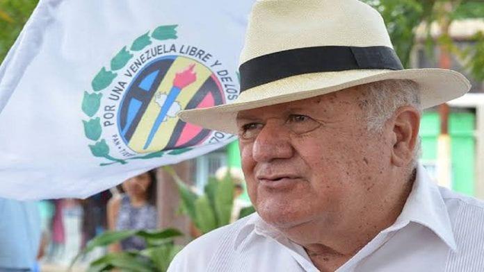 Freddy Valera quedó detenido faes