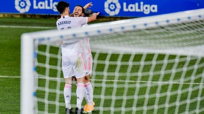 Real Madrid arrolló al Alavés