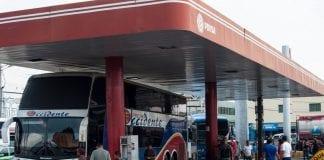 Producción de gasoil en Venezuela