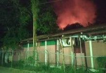 Incendio en la Universidad de Oriente - Incendio en la Universidad de Oriente