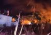 incendio en albergue de menores en Naguanagua