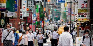 Japón nuevo estado de emergencia - Japón nuevo estado de emergencia
