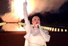 Katy Perry clausuró show de investidura de Biden - Katy Perry clausuró show de investidura de Biden