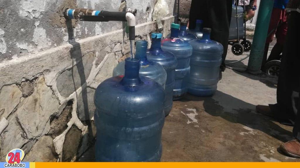 problema del agua en Maracay - problema del agua en Maracay