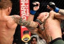 McGregor perdió por KO