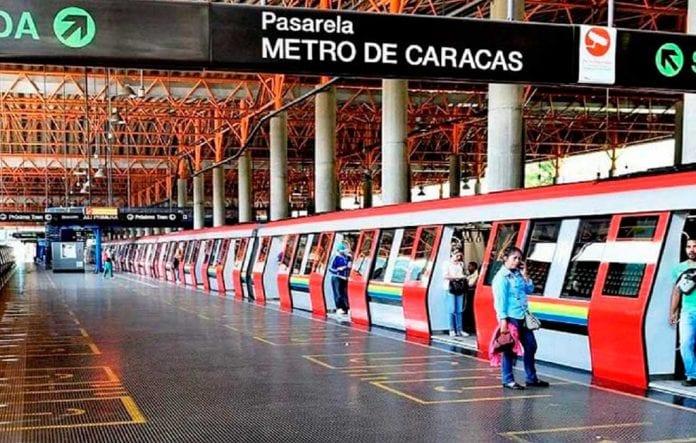 Metro de Caracas arriba a un año más - Metro de Caracas arriba a un año más