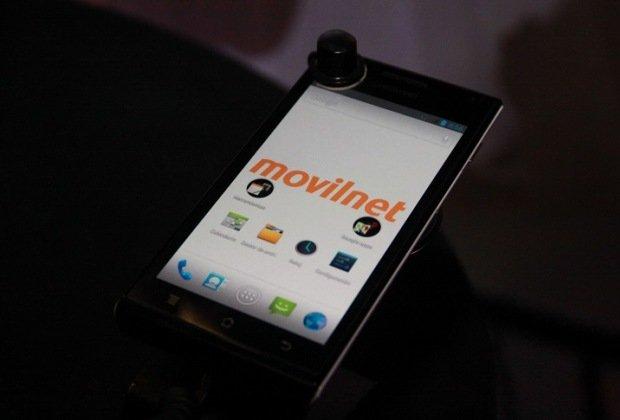 Plataforma de recarga de saldo de Movilnet