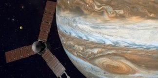 NASA capta señal luna en Júpiter - NASA capta señal luna en Júpiter