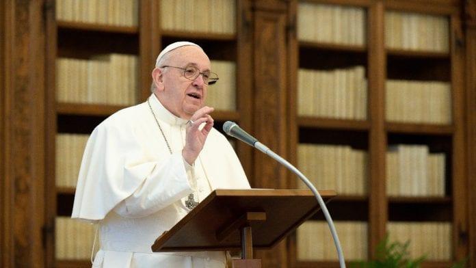 Papa Francisco pidió un periodismo valiente