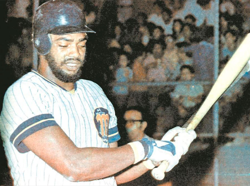 Dave Parker y Mitchell Page - Dave Parker y Mitchell Page