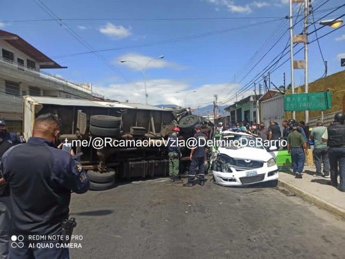 Murió una policía de Aragua - Murió una policía de Aragua