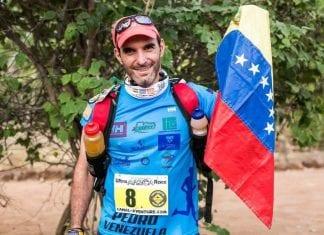 Ultra atleta Pedro Vera - Ultra atleta Pedro Vera
