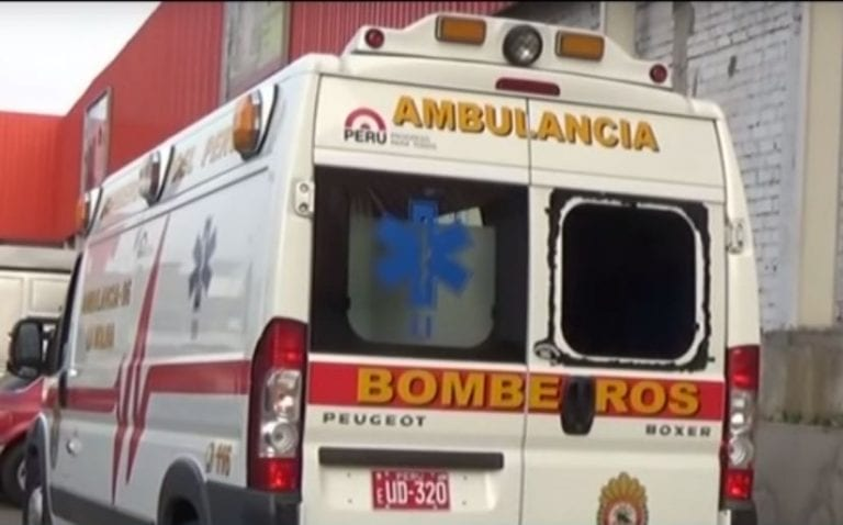 Venezolana herida en Perú y su novio se quitó la vida