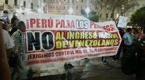Carabobeño víctima de xenofobia en Lima - Carabobeño víctima de xenofobia en Lima