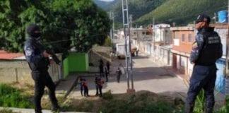 Abatido alias Nano en Puerto Cabello