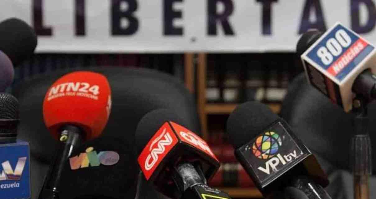 CNP Carabobo rechaza acciones contra medios