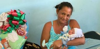 Primer venezolano y carabobeño nacidos en 2021 - Primer venezolano y carabobeño nacidos en 2021
