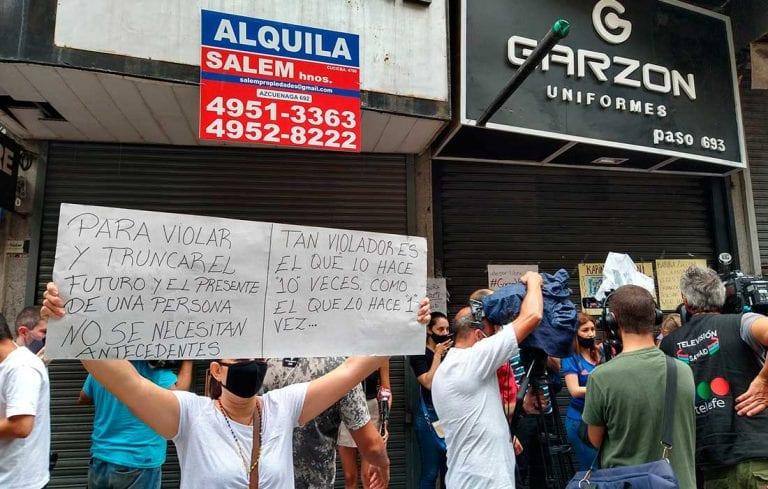 Venezolanos exigen justicia ante violación de joven en Argentina