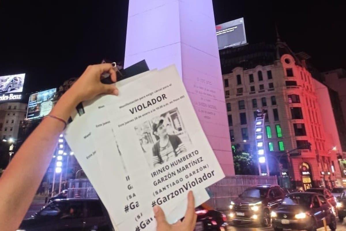 Exigen detención del hombre que abusó de venezolana