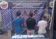 red de prostitución infantil en Carabobo