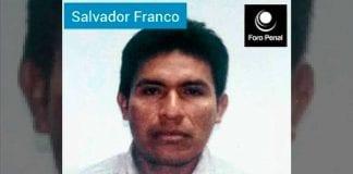 El pemón Salvador Franco - El pemón Salvador Franco