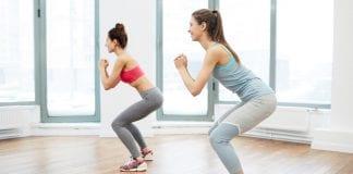 Cinco ejercicios de cardio - Cinco ejercicios de cardio