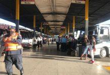 Reactivan terminales y rutas interurbanas