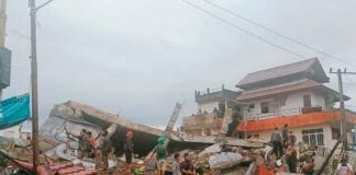 Terremoto de Indonesia - Terremoto de Indonesia