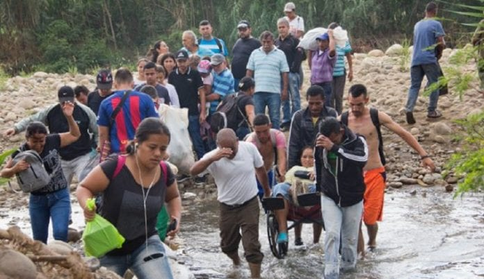 cierre de frontera entre Colombia - cierre de frontera entre Colombia
