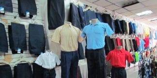 Recesión en venta de uniformes escolares - Recesión en venta de uniformes escolares