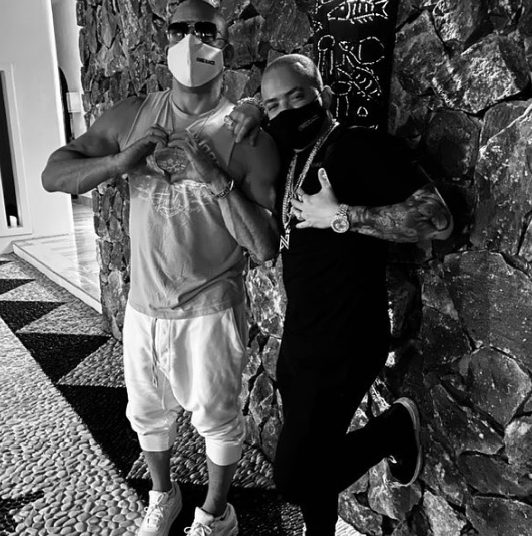 Vin Diesel con Nacho